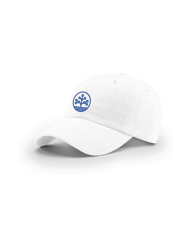 White Redica Dad Hat