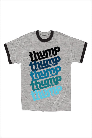 Thump Retro Ringer Tee