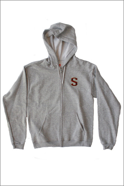"Southride Zip-up ""S"" Sweatshirt"