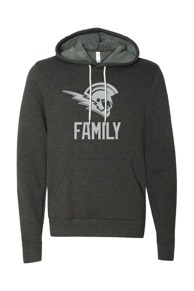 Titans Family Sponge Fleece Hoodie (Adult Unisex)