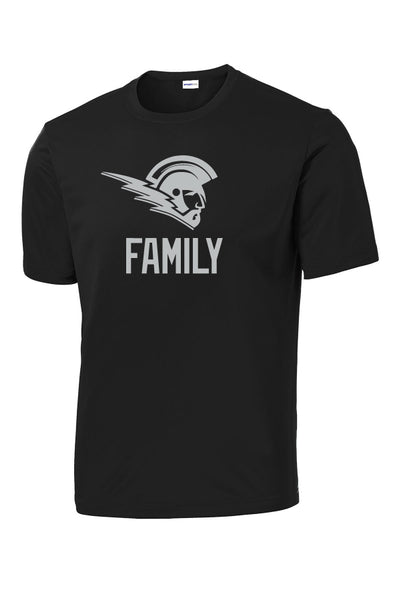 Titans Family PosiCharge® Competitor™ Tee (Adult Unisex)