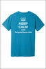 Terpsichorean Keep Calm Tee Shirt (Youth)