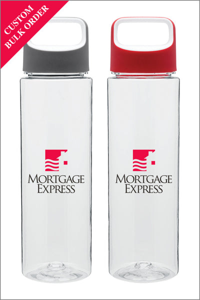 Mortgage Express 27oz Water Bottle