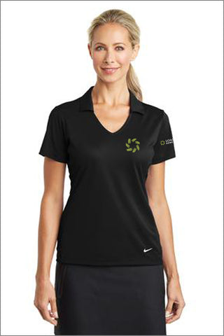 LoanStar Nike Golf Dri-FIT Vertical Mesh Polo (Womens)