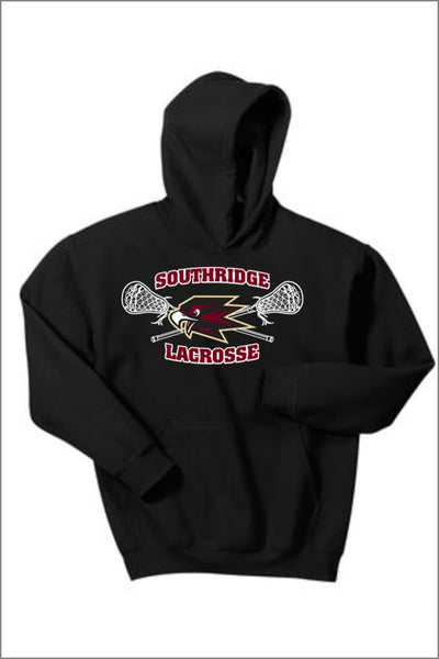 SRHS Lacrosse Heavy Blend Hooded Sweatshirt (Youth)
