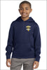 NWFC Sport Wick Performance Embroidered Hoodie (Youth)