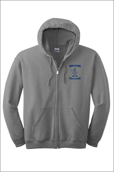 Ridgewood Full Zip Hooded Sweatshirt (Unisex)