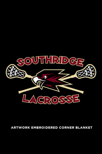 Southridge Lax Stadium Fleece Blanket