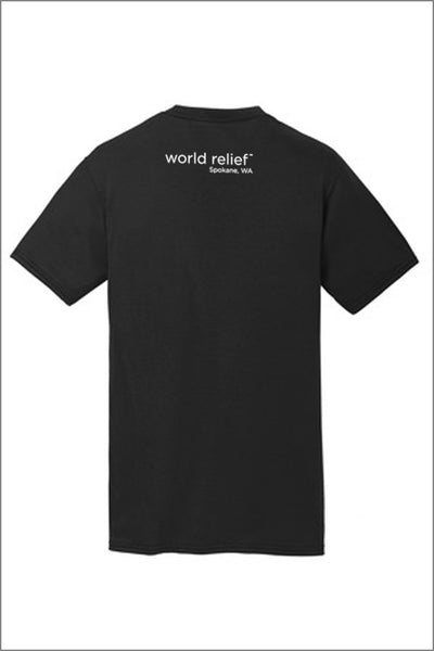"World Relief ""I Run With Refugees"" Tee (Adult Unisex)"