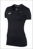 Straub Nike Short Sleeve Tee (Womens)