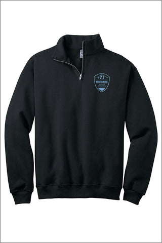 Mountainside Outdoor Rec 1/4-Zip Sweatshirt (Adult Unisex)