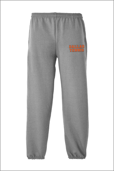 Dallas Tennis Essential Fleece Sweatpant with Pockets (Adult Unisex)