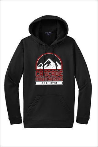 Cascade Sport Hooded Sweatshirt (Adult Unisex)