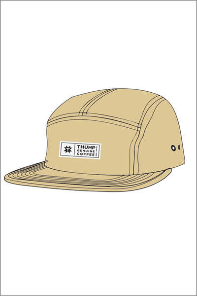 Thump Five Panel Hat