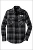 High Lakes Plaid Flannel Shirt (Adult Unisex)