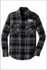 OBS Plaid Flannel Shirt (Adult Unisex)