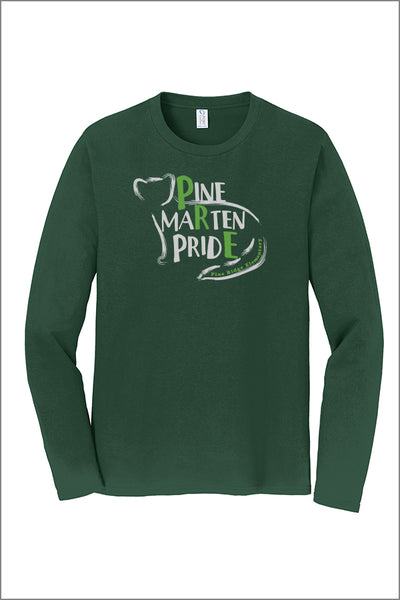 Pine Ridge Long Sleeve Tee (Adult Unisex)