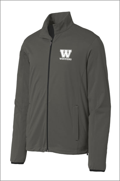 Winters Active Soft Shell Jacket (Adult Unisex)