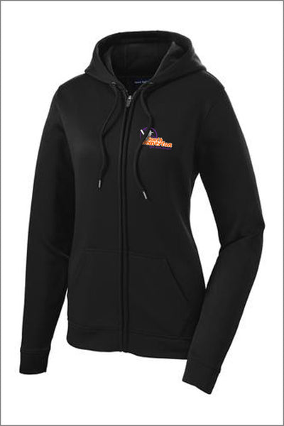 South Beaverton Sport-Wick® Fleece Full-Zip Hooded Jacket (Women