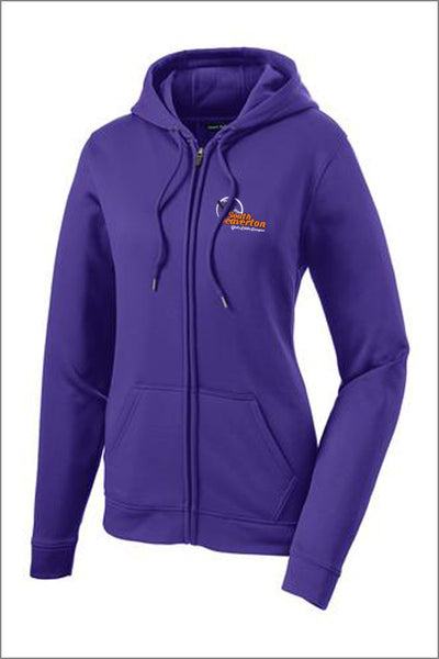 South Beaverton Sport-Wick® Fleece Full-Zip Hooded Jacket (Women's)