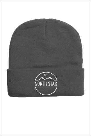 North Star Knit Cuff Beanie