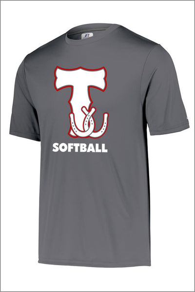 Thurston Softball DRI-POWER CORE PERFORMANCE TEE (Adult Unisex)