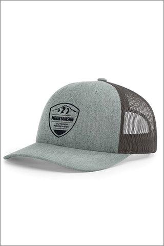 Mountainside Outdoor Rec Low Profile Trucker Hat
