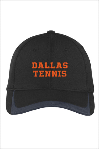 Dallas Tennis Pique Colorblock Cap