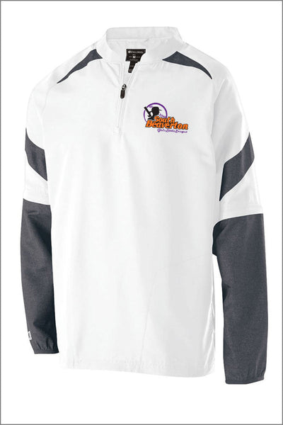 South Beaverton Batting Jacket With Removable Sleeves (Adult Unisex)