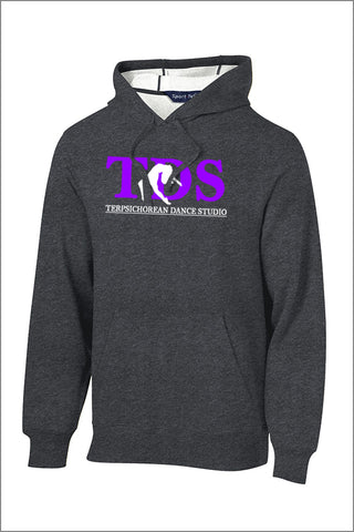Terpsichorean Pullover Hooded Sweatshirt (Adult Unisex)