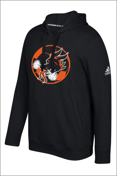 Dallas Soccer Adidas Fleece Hoodie (Adult Unisex)