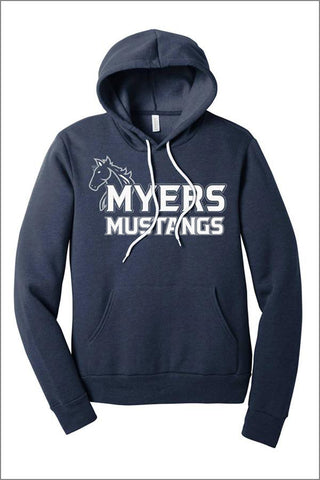 Myers Pullover Hoodie (Adult + Youth Sizing)
