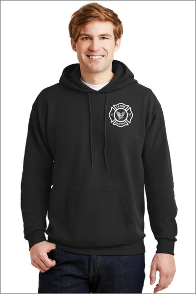 LaPine Fire District Pullover Hooded Sweatshirt (Adult Unisex)