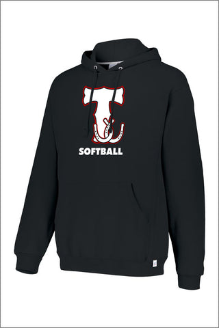 Thurston Softball DRI-POWER FLEECE HOODIE (Adult Unisex)