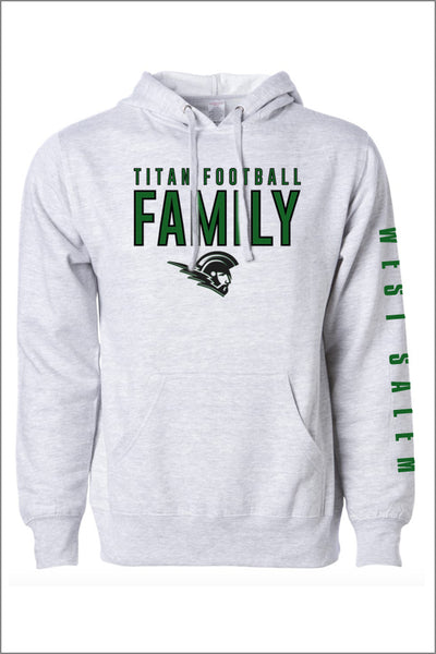 West Salem Family Pullover Hoodie (Adult Unisex)