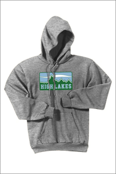 High Lakes Pullover Hooded Sweatshirt (Adult Unisex)