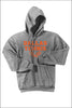Dallas Tennis Essential Fleece Pullover Hooded Sweatshirt (Adult Unisex)