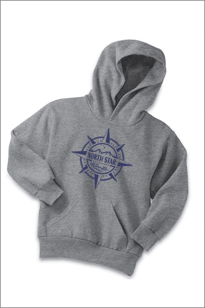 North Star Elementary Hooded Sweatshirt (Youth)