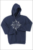 North Star Elementary Hooded Sweatshirt (Adult Unisex)