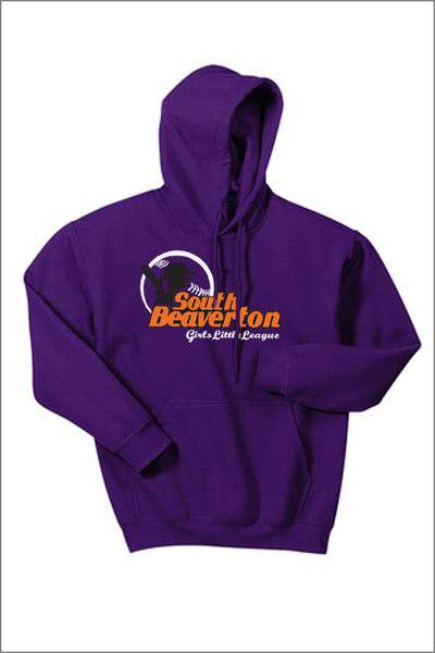 South Beaverton Pullover Hooded Sweatshirt (Adult Unisex)