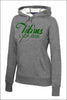 Titans Girls Lacrosse Pullover Hooded Sweatshirt (Womens)
