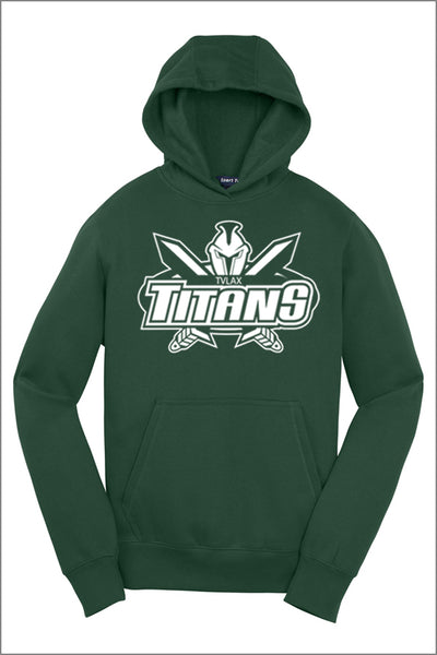 Titans Boys Lacrosse Pullover Hooded Sweatshirt (Youth)