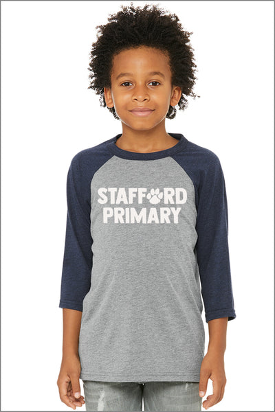 Stafford Baseball Tee (Youth)