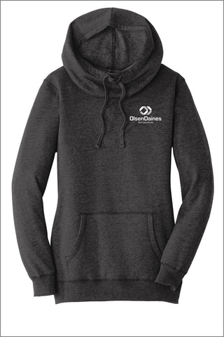 Olsen Daines Lightweight Fleece Hoodie (Womens)