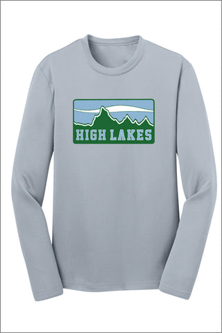 High Lakes PosiCharge Long Sleeve T-Shirt (Youth Unisex)