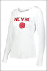 NCVBC Long Sleeve Performance Tee (Womens)