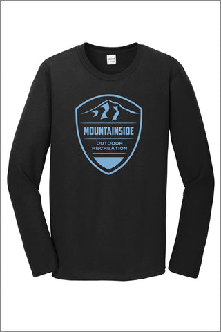Mountainside Outdoor Rec Long Sleeve Tee (Adult Unisex)