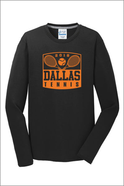 Dallas Tennis Performance Long Sleeve (Unisex)