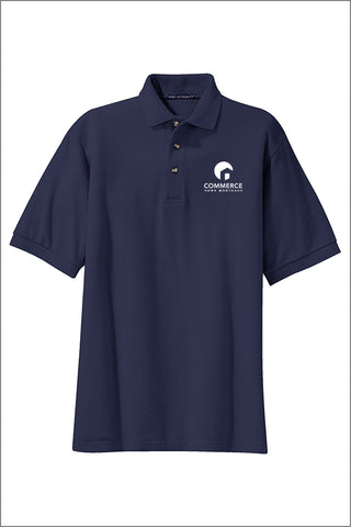 Capital Corps and Commerce Heavyweight Cotton Pique Polo (Mens)