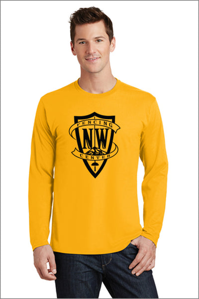 NW Fencing Long Sleeve Fan Favorite Tee (Adult Unisex)